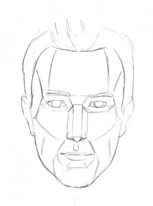 Construction of the Face 2